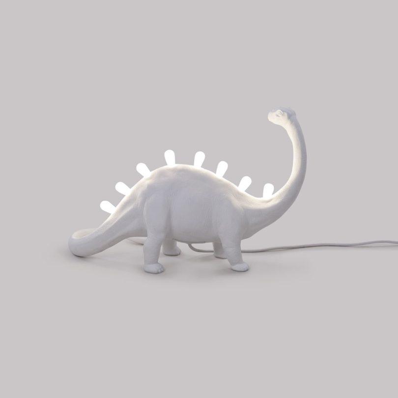 Bronto Jurassic Lamp