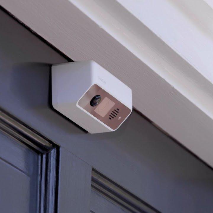 remo+ DoorCam Over The Door Smart Camera