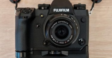 Fujifilm X-H1 Mirrorless Digital Camera Kit