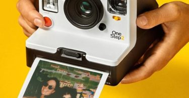 Retro White OneStep 2 Viewfinder i-Type Polaroid Camera
