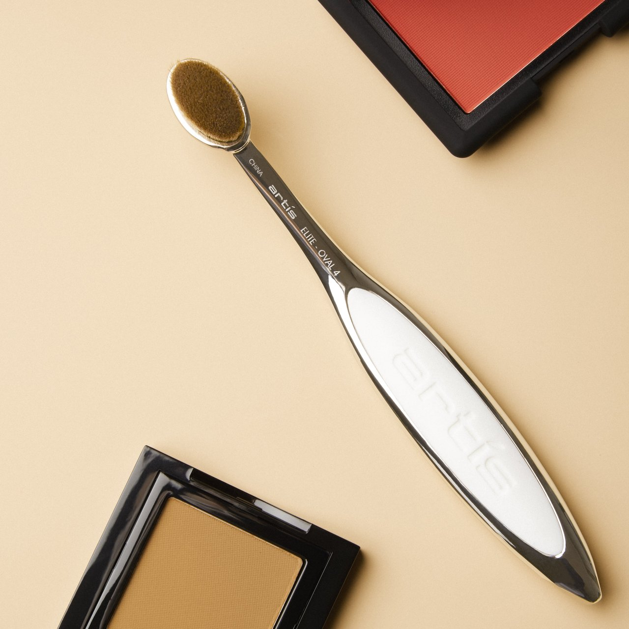 Elite Oval 4 Brush
