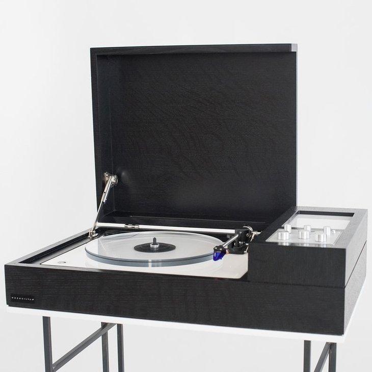 Black Tiger Stereo Console