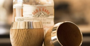 Madison Oak Whisky Tumbler