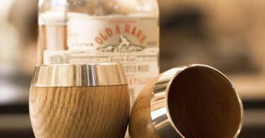 Madison Oak Whisky Tumbler