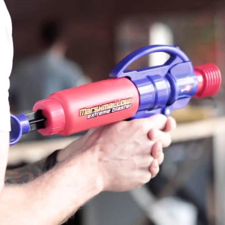 Marshmallow Extreme Blaster
