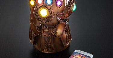 Marvel Thanos Gauntlet Mood Lamp