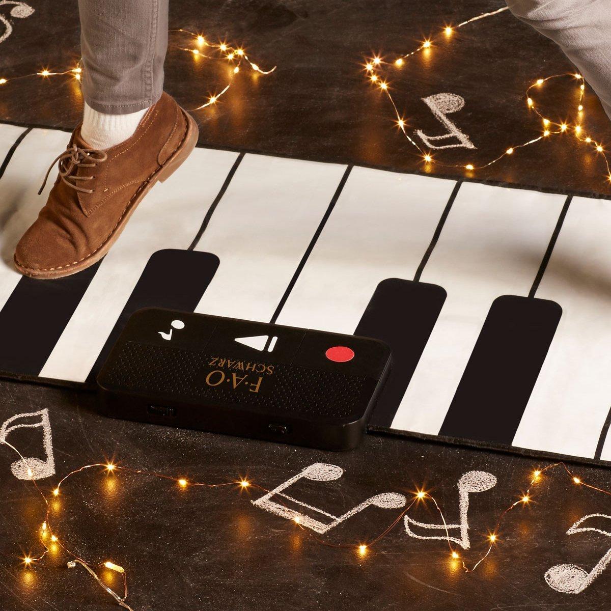 Fao Schwarz Toy Piano Dance Mat 187 Petagadget