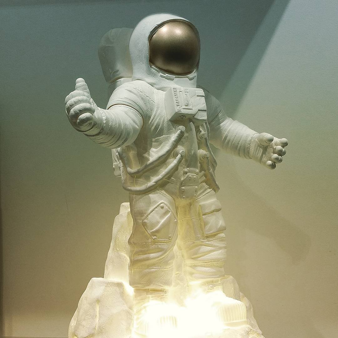 The Starman Lamp
