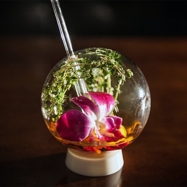 Halm Glass by Jakobsen Design