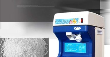 DTTX Commercial High-Power Snowflake Ice Machine Ice Crusher Sand Ice Machine Electric Ice Machine