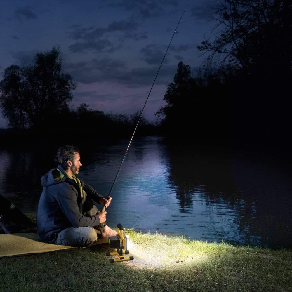 Hallomall [15W 24LED] Spotlights Work Lights Outdoor