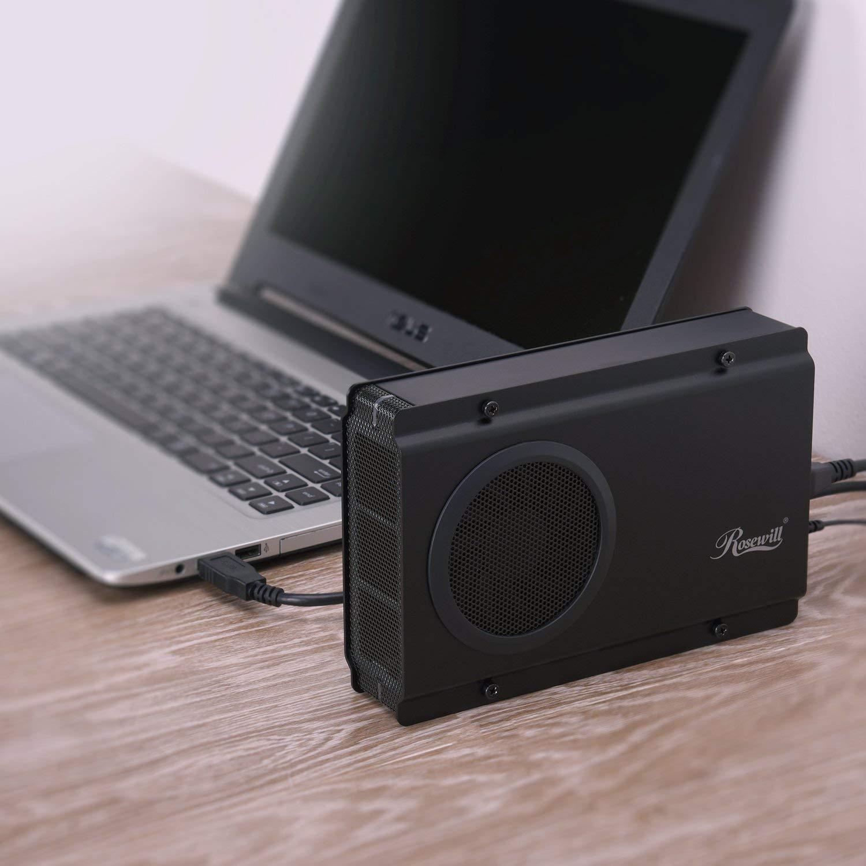 Rosewill 3.5 Inch Hard Drive Enclosure to USB 3.0 / eSATA