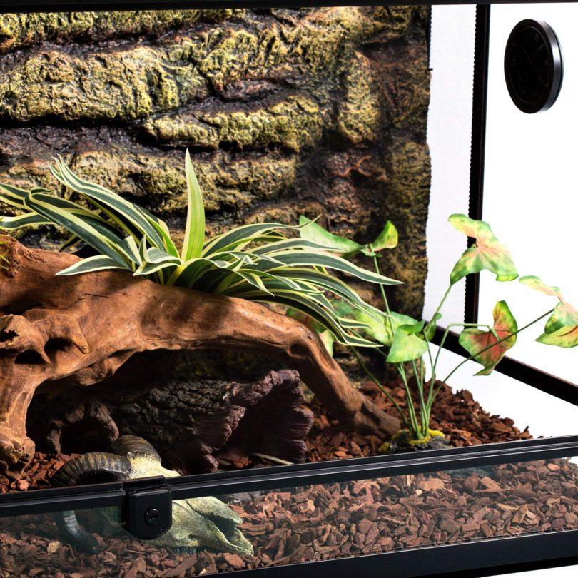 REPTIZOO Reptile Glass Terrarium