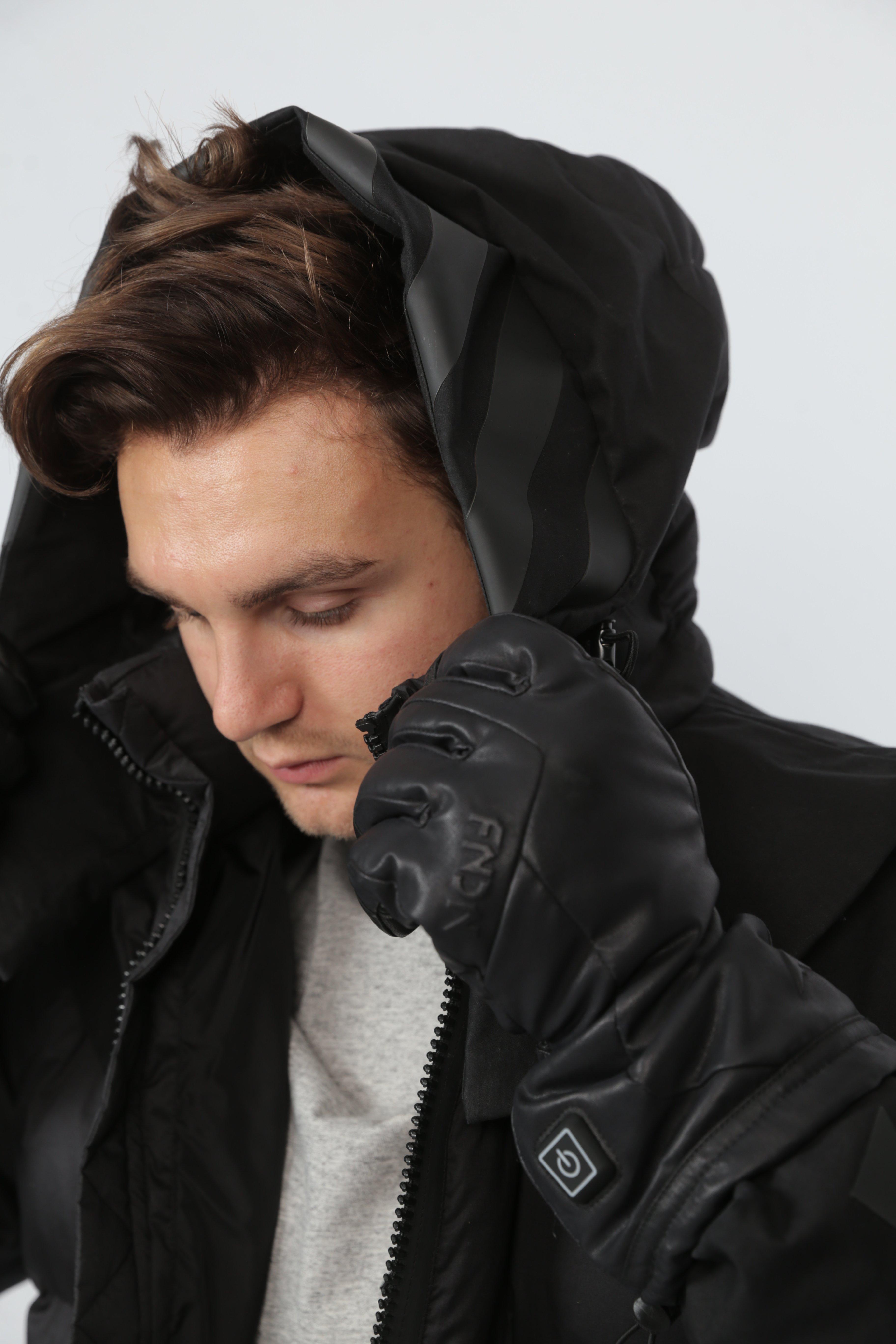 FNDN Snow Pro Heated Gloves