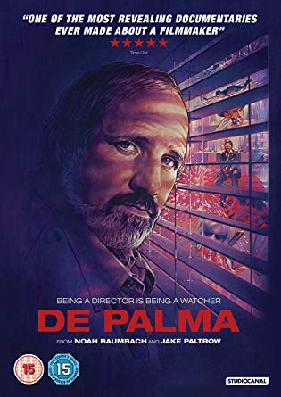 Documentaire De Palma sur Amazon Prime