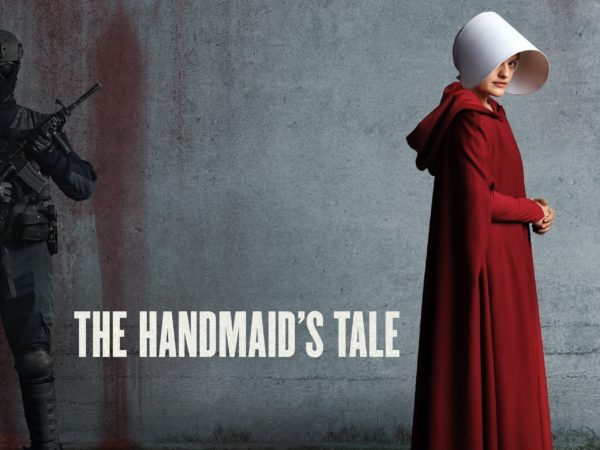 The Handmaid's Tale TV series poster