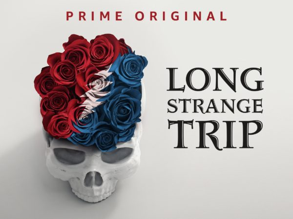 Long Strange Trip movie poster
