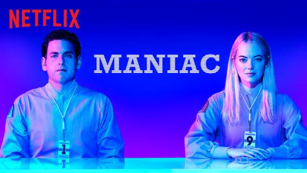 Maniac main poster
