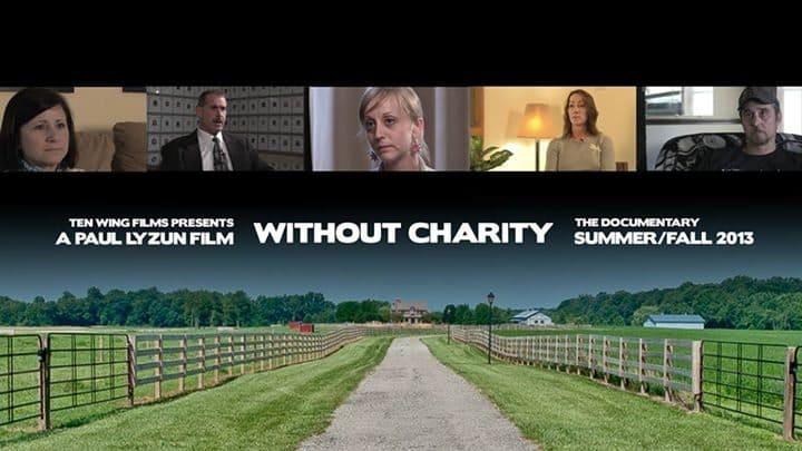 Without charity poster on Amazon prime