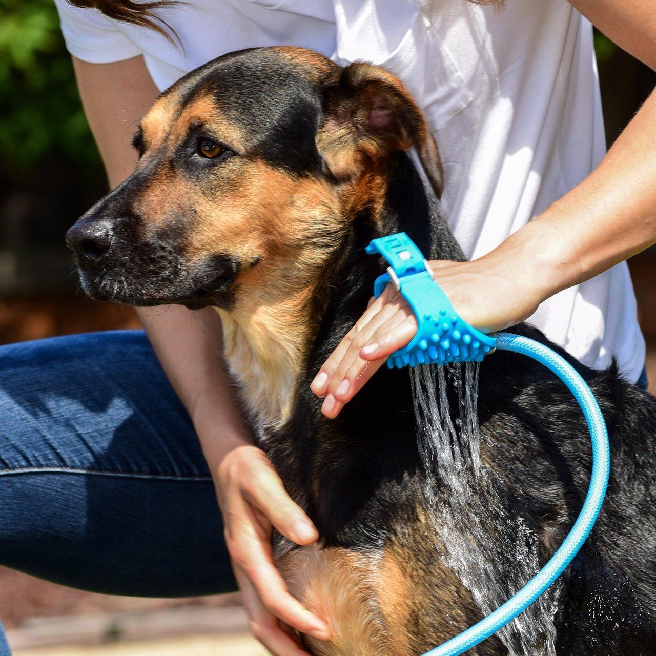 Aquapaw Pet Bathing Glove