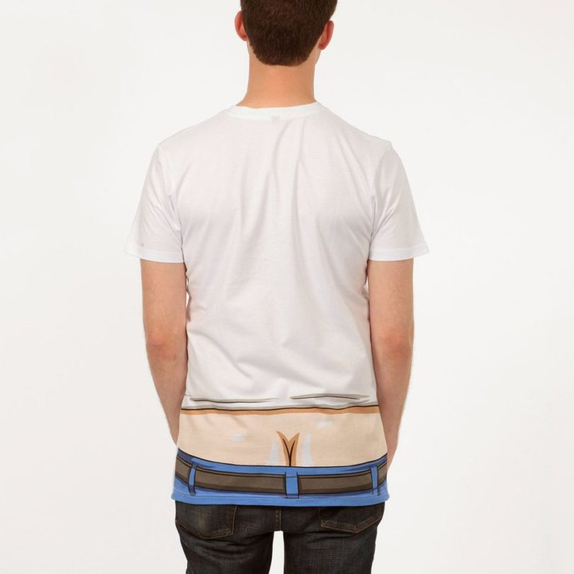 Butt Crack T-Shirt