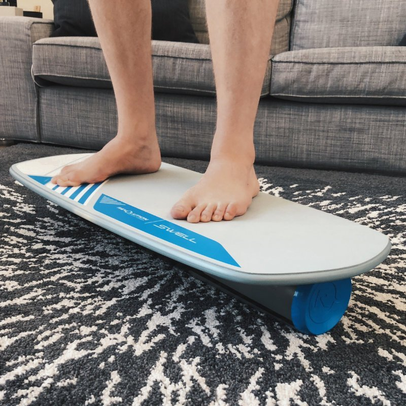 Revolution Swell 2 0 Surf Balance Board Trainer » Petagadget