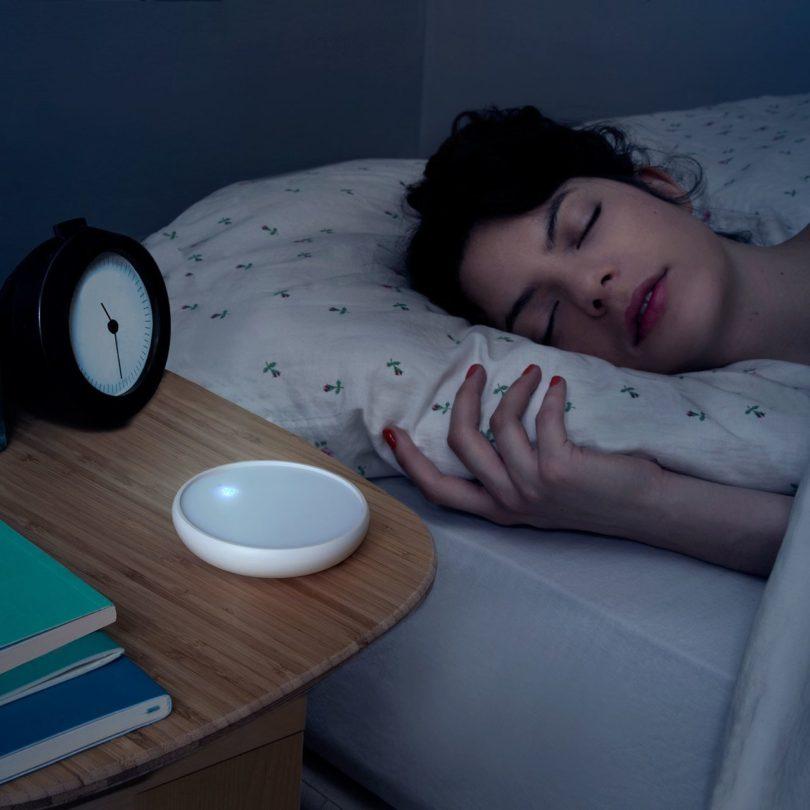 Dodow Light Metronome Sleep System