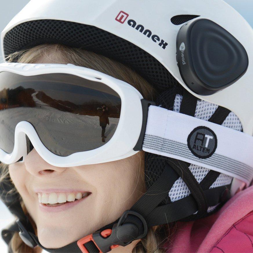 Ahead Smart Helmet Device