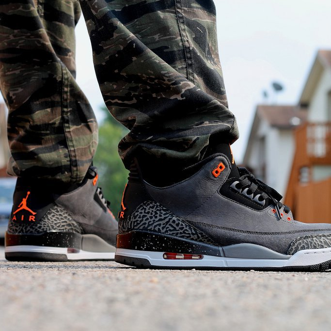 Jordan 3 Retro Fear Pack