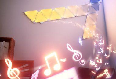 Nanoleaf Aurora Rhythm Smarter Kit