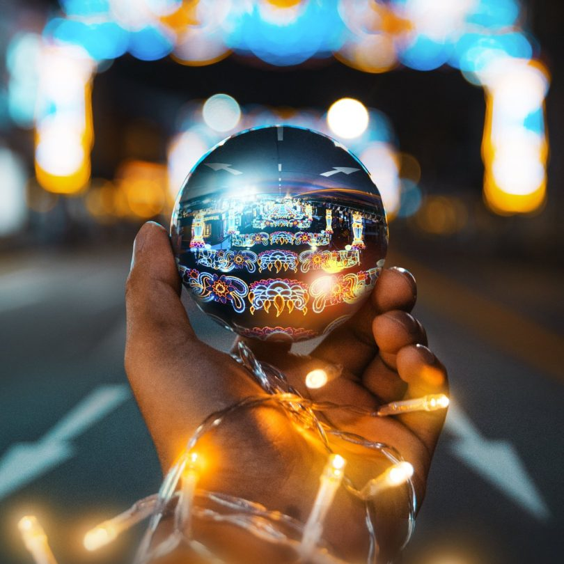 Lensball Pocket Photography Lens