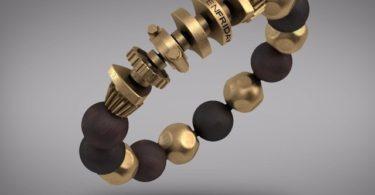 SEVENFRIDAY GMS2/02 Big Crash Off-Series Bracelet