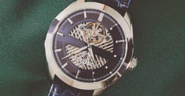 Brooklyn Pierrepont Skeleton Mens Automatic Watch BW-200-M1551