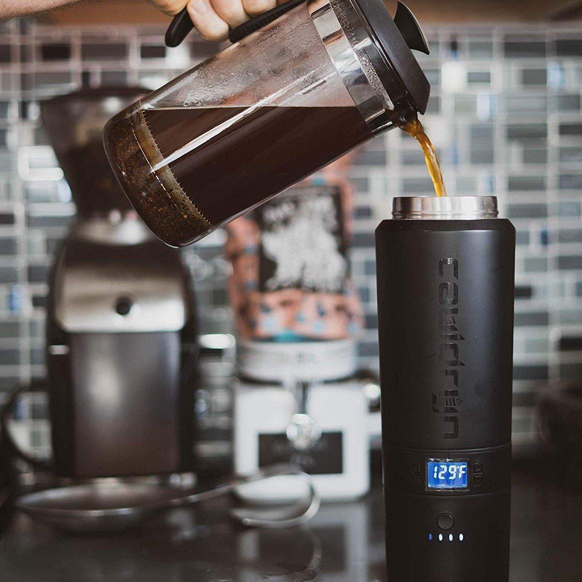 Cauldryn Coffee Temperature Controlled Mug