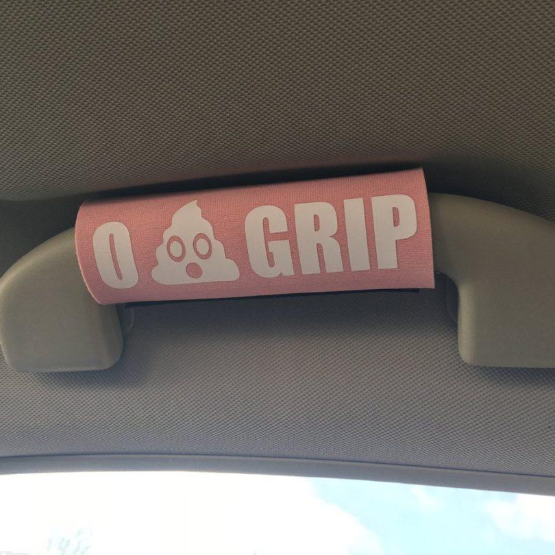 Emoji Poo Grip