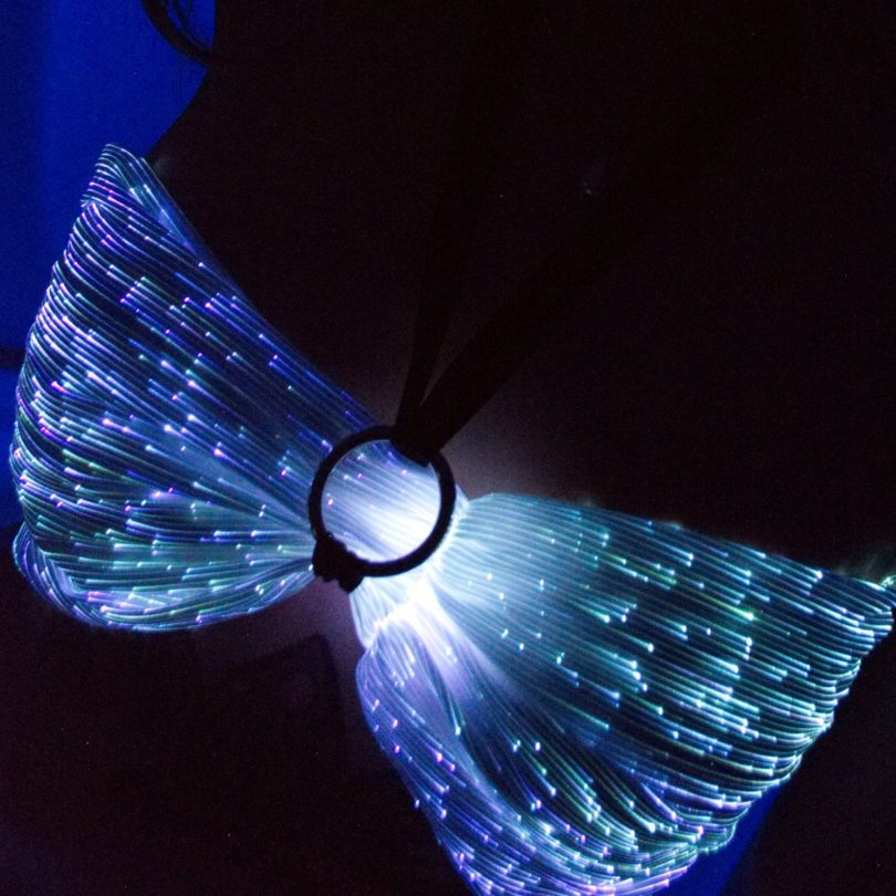 Rave Nation Women's Illuminated Bra