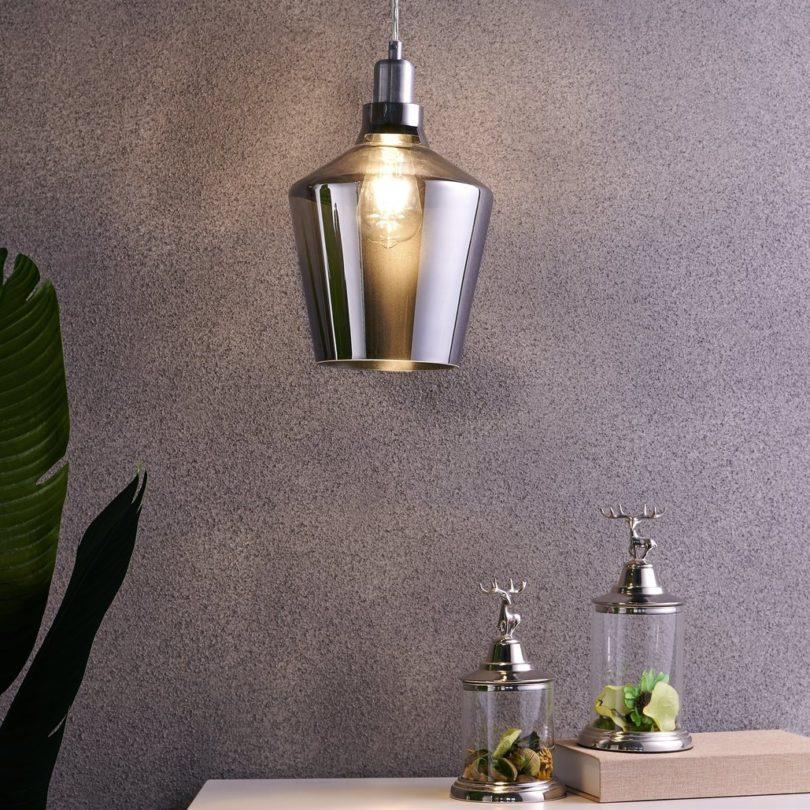 FIA Glass Pendant Lamp