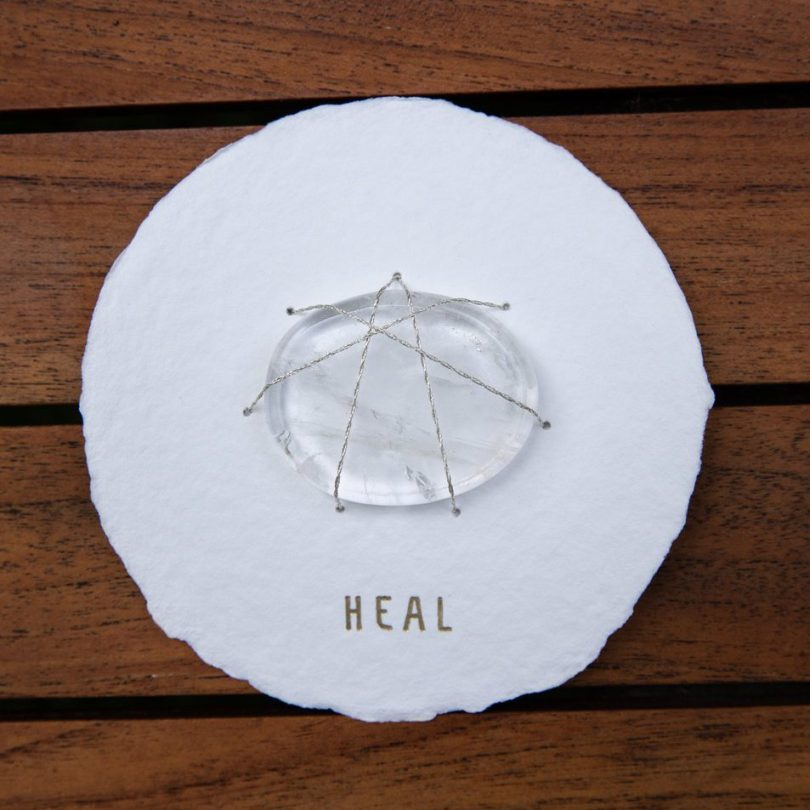 Halo Card-Heal