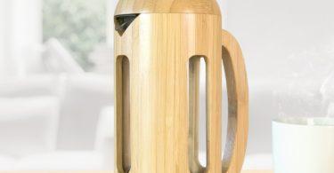 Kawamboo Bamboo Coffee Press