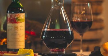 vSpin/Spiegelau Active Wine Decanter