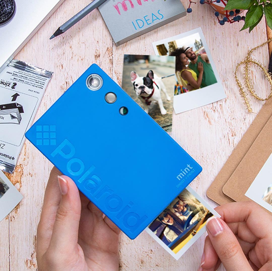 Polaroid Mint 2-In-1 Camera & Printer