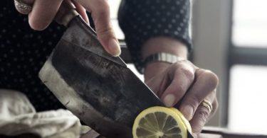 Thai Moon Knife