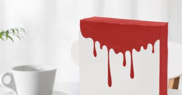 Dripping Napkin Holder