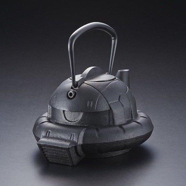 Nanbu Tekki Gundam Zaku Iron Teapot