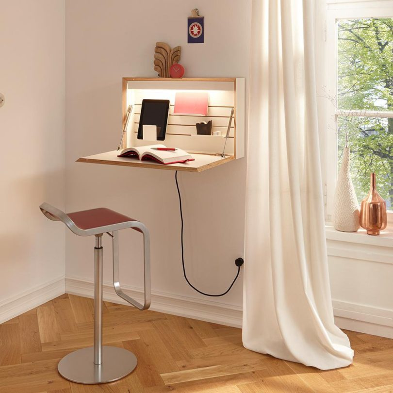 Flatbox Wall Desk