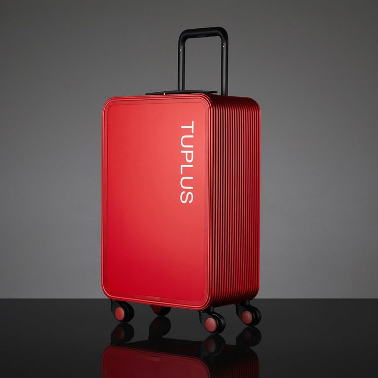 TUPLUS X2 Carry-On Suitcase