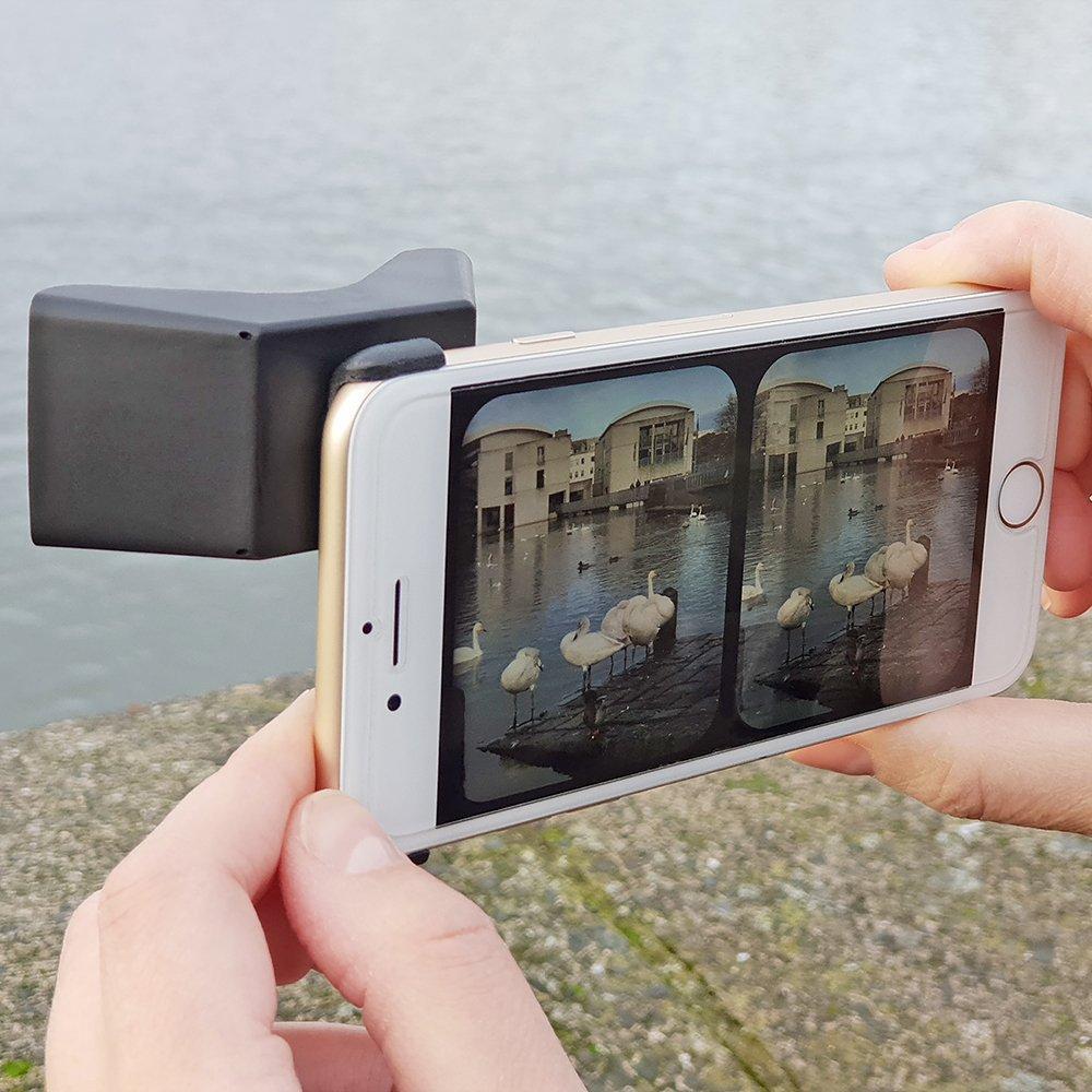 Kúla Bebe 3D Smartphone Lens