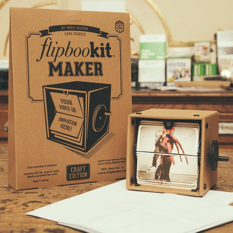 FlipBooKit Maker Craft