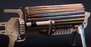 Ultimate Rubber Band Machine Gun