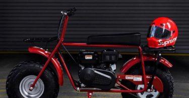Supreme x Coleman CT200U Mini Bike